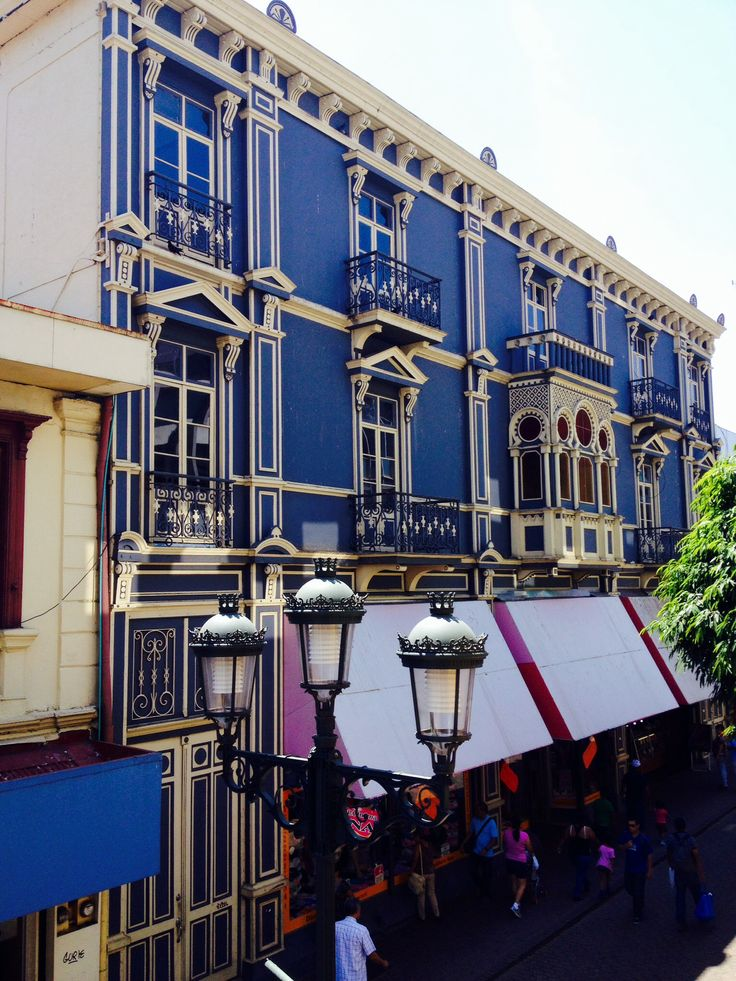 Downtown San Jose, Costa Rica, 2014