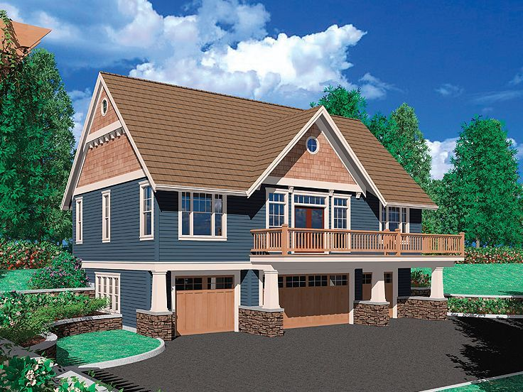 63 Best Images About Carriage House Plans On Pinterest