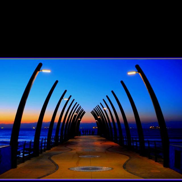 Umhlanga Pier, South Africa