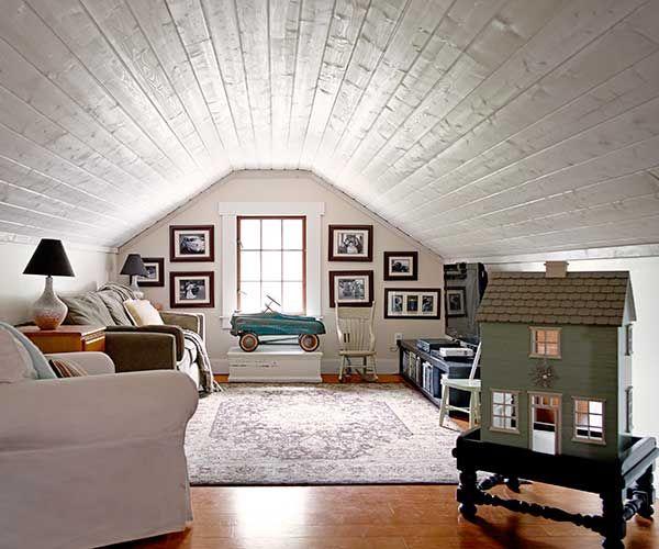 Best 25 Attic Living Rooms Ideas On Pinterest