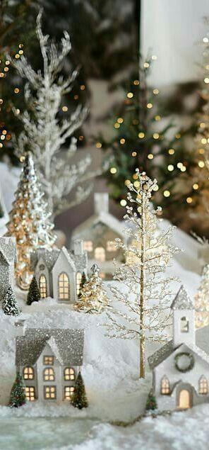 So many neat Christmas décor ideas!