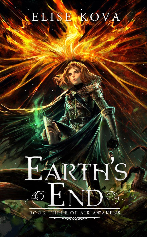 Earth's End by Elise Kova (read April 2016)