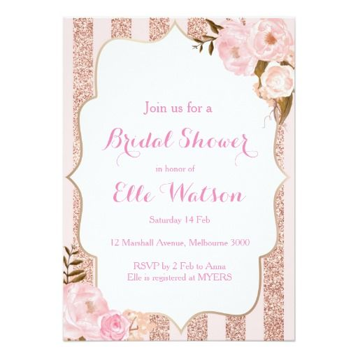 Best 25+ Baby shower invitation templates ideas on Pinterest DIY - free templates for bridal shower invitations