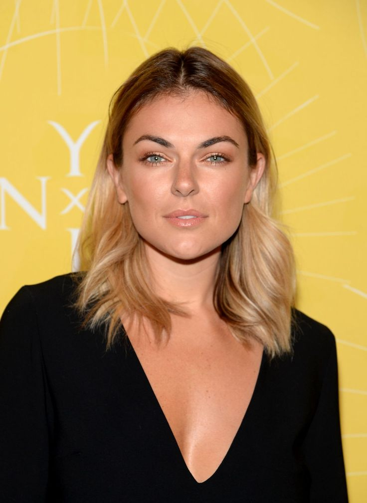 SERINDA SWAN at Variety Power of Women: New York