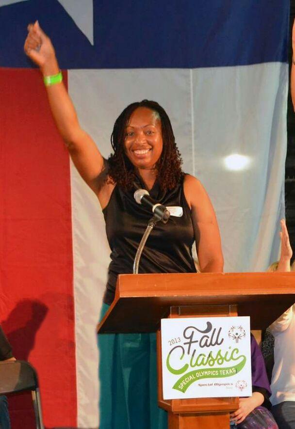 Pamela Fowler via @LifeChangerOfYr The great from #GPISD #LCOY