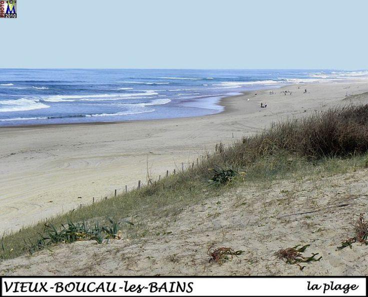 VIEUX-BOUCAU   ---   plage