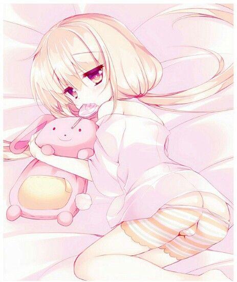 Kitty pink hentai