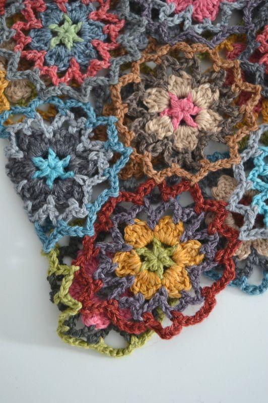Yarn: Holst Garn - Coast (cotton/wool) beautiful shades