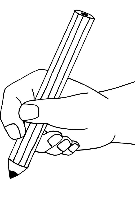 Cycle 1 – La tenue du crayon – Le blog de Mystic ly