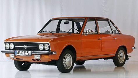 VW K70 Germany 1970