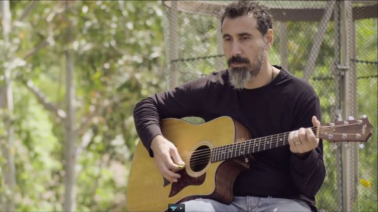 See System of a Down's Serj Tankian Perform New Political Song 'Artsakh' #headphones #music #headphones