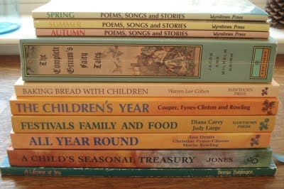 Waldorf Early Years Resources ~ Again, so much to read - where does a person begin?!