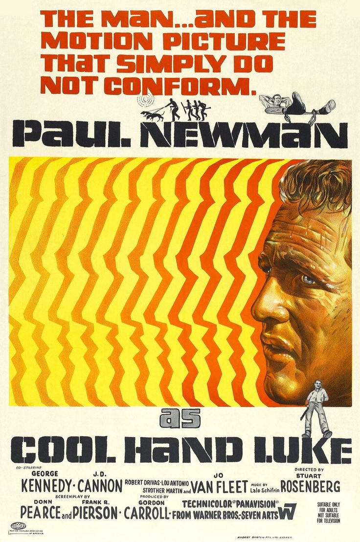 Cool Hand Luke - Bill Gold