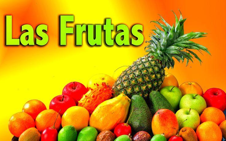 coloring pages las frutas spanish - photo#35