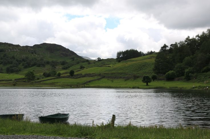 5 July Watendlath Tarn