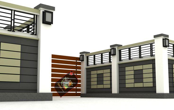 Koleksi Desain Pagar Rumah Minimalis - http://rumahminimalisku.web.id/2014/07/12/koleksi-desain-pagar-rumah-minimalis/ - http://rumahminimalisku.web.id/wp-content/uploads/2014/06/Pagar-Rumah-Minimalis-2.jpg