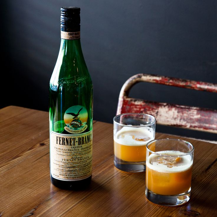 Don't mind me -- I'm just going to tuck these Fernet Branca cocktail recipes into my pocket.