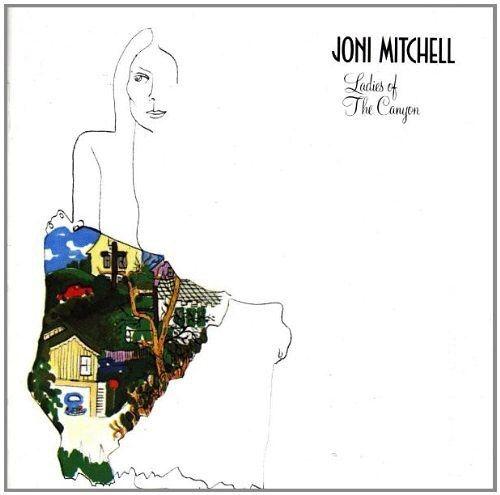 Vinyl of the Week: Ladies of the Canyon (1970) my favorite Joni Mitchell album. Beautiful acoustic folk rock at its best. #folk #jonimitchell