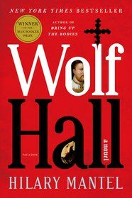 Hilary Mantel Wolf Hall