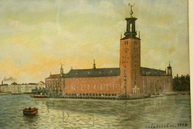 Artist E. Lindström
