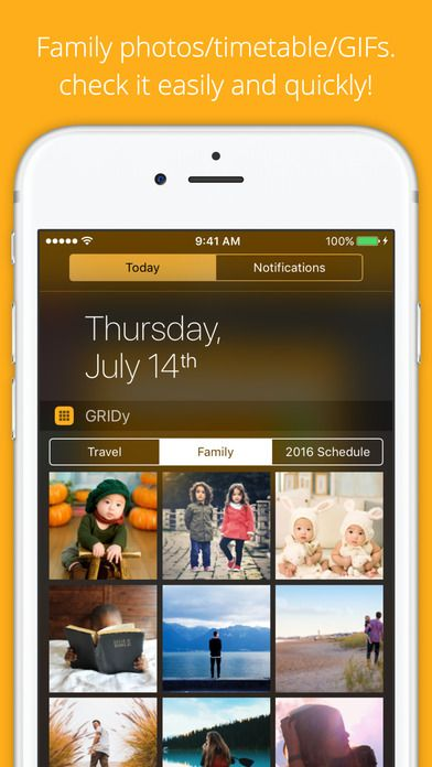 GRIDy - Photo Widget : GIF support by Geumsook Cho gone Free