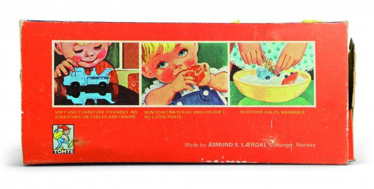 Tomte Original emballasje