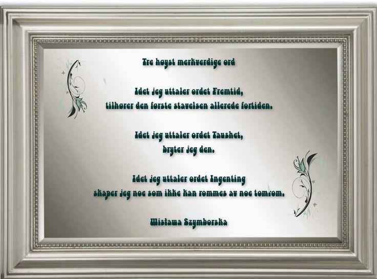 dikt tranströmer