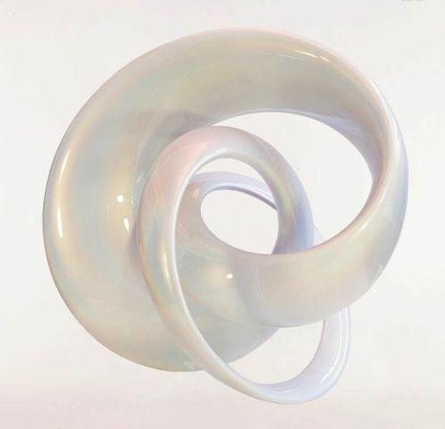 Imagine Infinity in Mariko Mori's New Sculpture Exhibition   The Creators Project