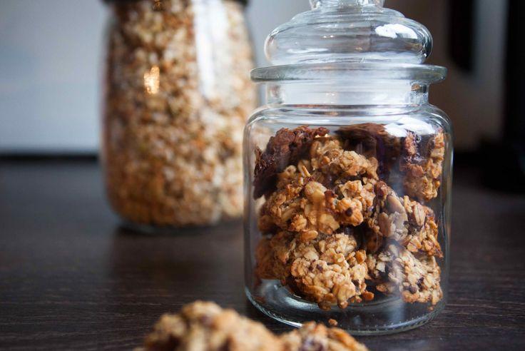 Cookies med Peanutbutter og Banan | My Blog