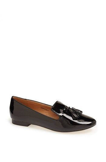 Topshop 'Marseille' Tassel Flat available at #Nordstrom