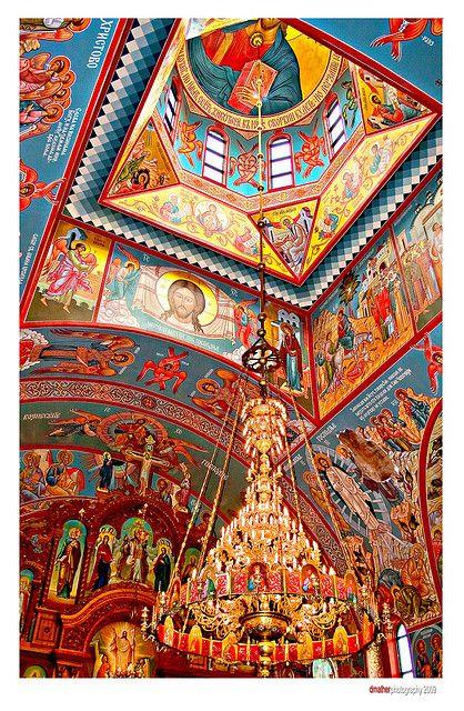 St Nicholas' Serbian Orthodox Church Hamilton, Ontario, CA