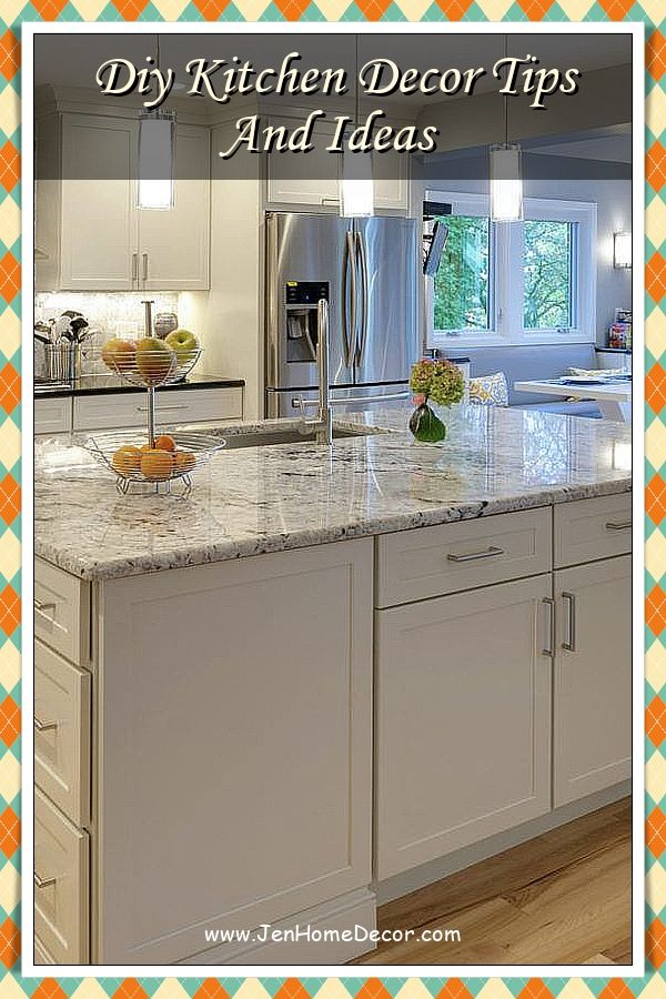 What Color Is Suitable For A Kitchen Decor Small Kitchen Decor Kitchen Decor Diy Kitchen Decor