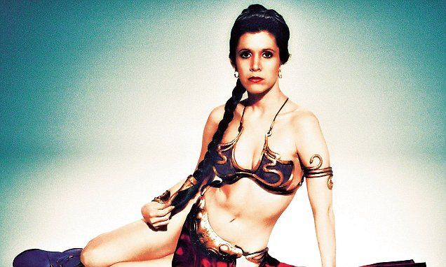 Princess Leia star Carrie Fisher savages film chiefs for ban