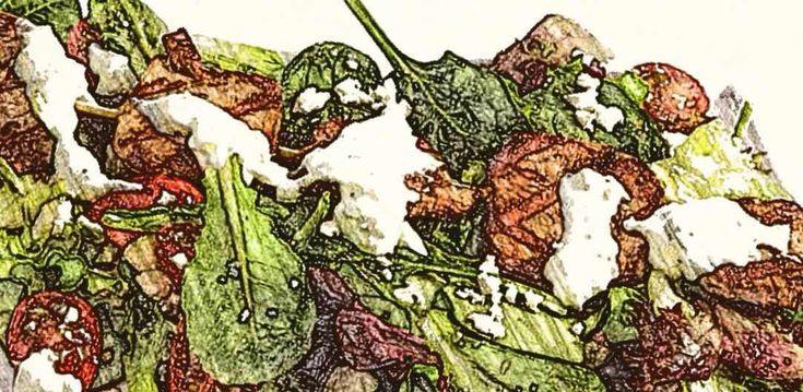 Сувлаки в 4-х подачах с перечным цацики. Сувла́ки (греч. Σουβλάκι, букв. «шпажка») — небольшие шашлыки на деревянных шпажках, типичные для греческой кухни. Ни один турист не пройдет мимо этого свежего фастфуда греческих островов и городов. Как правило используют свинину (традиционно в Греции), реже баранину и куриное мясо или рыбу (в других странах или для туристов). Мясо нарезают на небольшие кусочки и маринуют в смеси оливкового масла, орегано, лимонного сока, соли и перца, Затем…