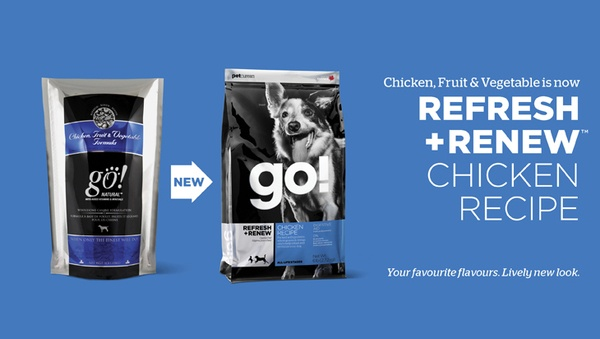 GO! Packaging by Petcurean by Subplot Design Inc.    petcurean.com