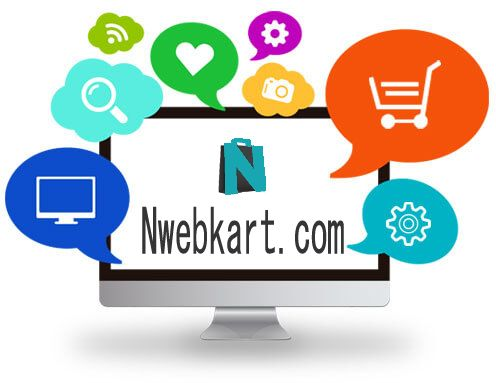 eCommerce is the only business where you can easily upload your product and sell. if you start your eCommerce business you have to choose the right eCommerce solution provider company. there for nwebkart provide you the every advance technology to make your website. come and start with us.  we are the team of Nwebkart.