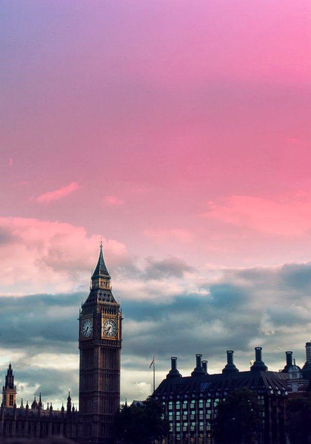 Big Ben, London, England (45 photos): big ben morning sky