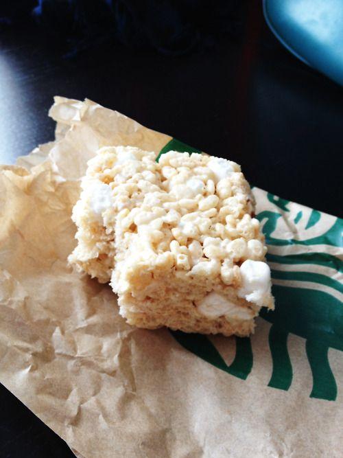 Starbucks Restaurant Copycat Recipes: Marshmallow Dream Bars