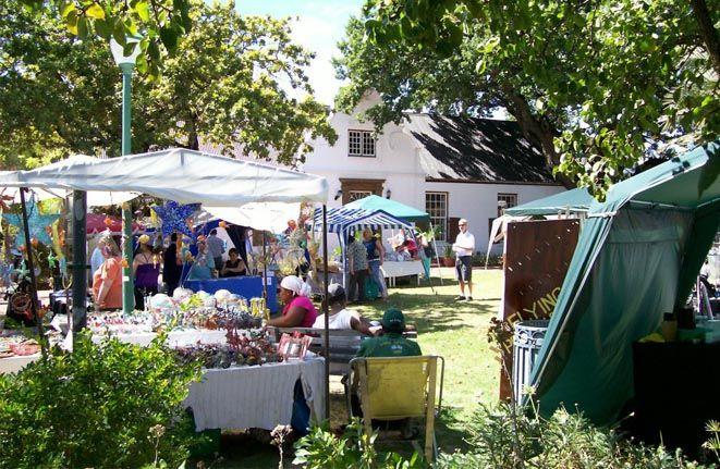 Durbanville Craft Market in Durbanville, Cape Town, via Fresh Local Markets.com