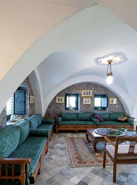 Dar Chennoufi: Bed and Breakfast in Le Kef. #bedandbreakfast #lekef #tunisia #kef #dar #chennoufi