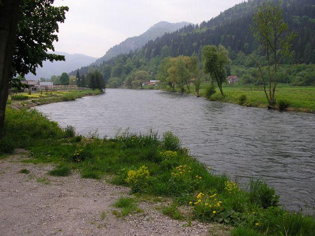 Šíp :: KST Otlak Nitrianske Rudno rieka Váh