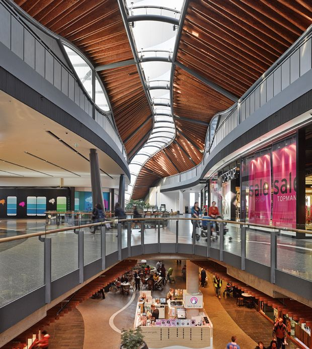 Highpoint Shopping Centre by Grimshaw Architects | Architecture And Design