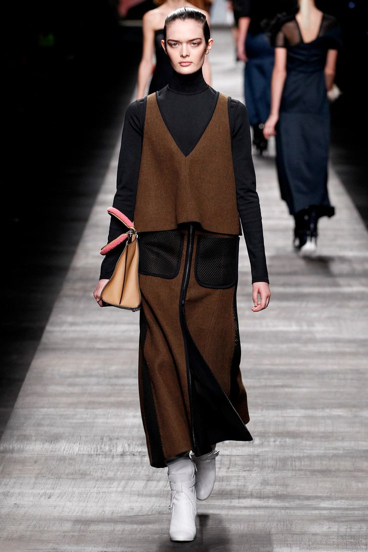 Fendi Fall 2014 Ready-to-Wear Fashion Show - Sam Rollinson