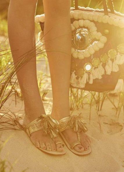 Scaramouche Sandal | Figue.