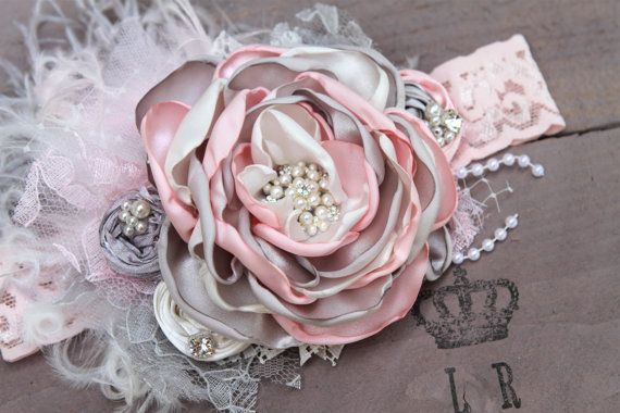 The Socialite Headband by London Raquel by londonraquel on Etsy, $32.99