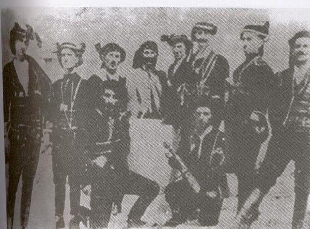 Santeos: Οι ανταρτικές δυνάμεις στον Πόντο και η αντιπαράτα...