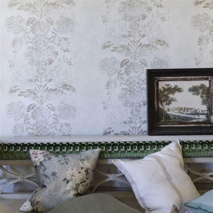 67 best Wallpapers images on Pinterest Designers guild Tricia