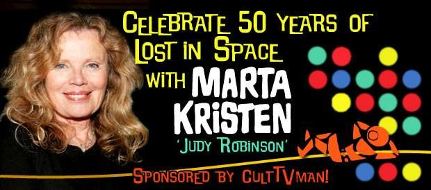 For more photos and info visit Lost in Space's Marta Kristen is coming to Wonderfest! - http://culttvman.com/main/lost-in-spaces-marta-kristen-is-coming-to-wonderfest/