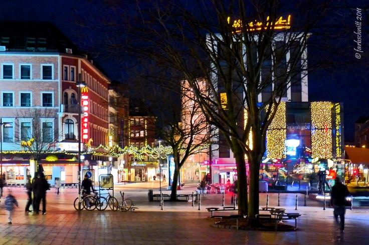 Aachen Lichterspiel  Von Farbschnitt