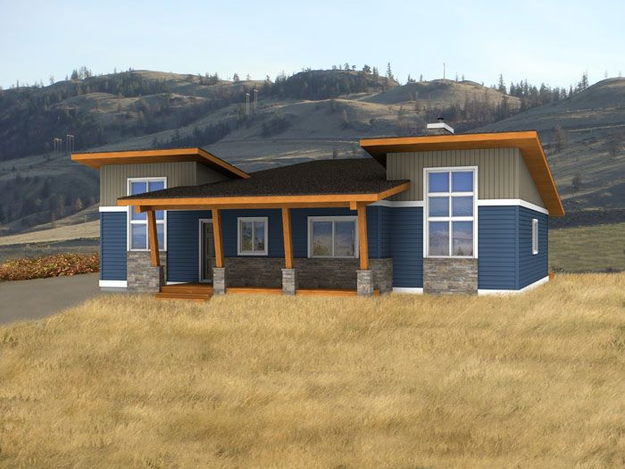 House Plans - Sonoma 1 - Linwood Custom Homes
